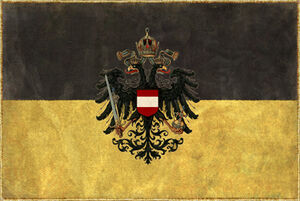 Empire Total War Austria Flag