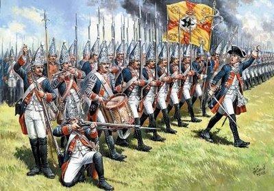 Zvezda Prussian Grenadiers