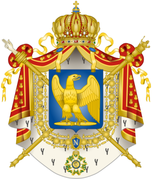 Coat of Arms Second French Empire
