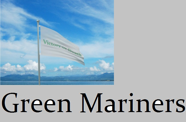 Green Mariners Book Cover