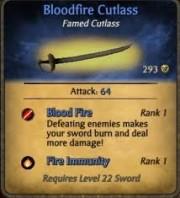 180px-Bloodfire Cutlass