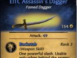EITC Assassin's Dagger