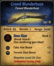 Grand Blunderbuss
