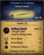 180px-Corsair's Cutlass