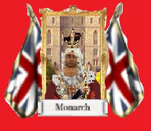 King John Cabinent Frame