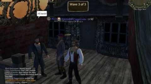 Pirates of the Caribbean Online: On Stranger Tides