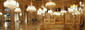 Chowmahalla palace inside