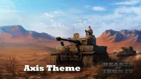 Hearts of Iron IV - Axis Theme