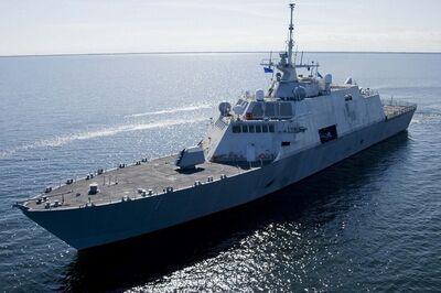 EITCSI Terror Class War Ships