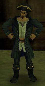 James Treasurehawk