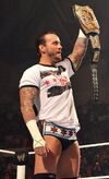 Punk as WWE Champion - Copy