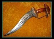 Richard's dagger