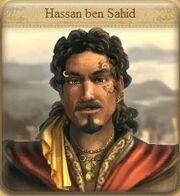 Hassan ben Sahid Portrait