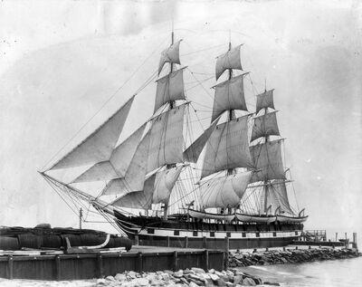 SHIP CWM
