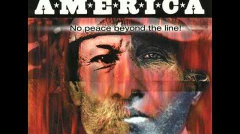 America - No Peace Beyond The Line - USA Soundtrack