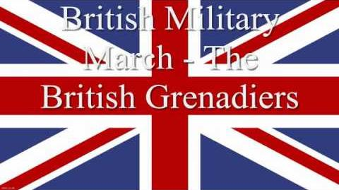 March of The British Grenadiers