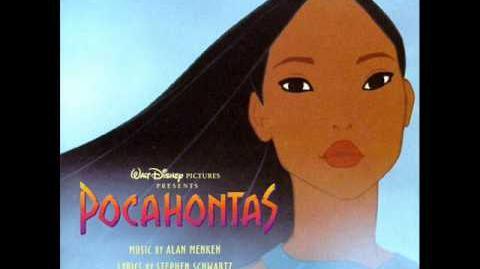 Pocahontas OST - 09 - Mine, Mine, Mine