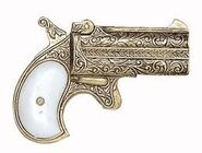 Richard's pistol