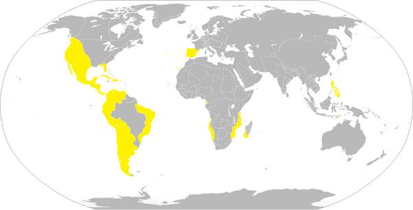 Spain-Portugal Map 3