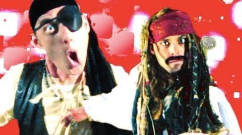 Jack Sparrow's RAP feat