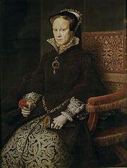 220px-Maria Tudor1