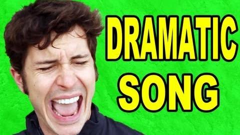 DRAMATIC SONG - Toby Turner