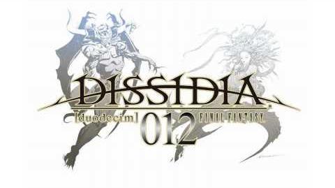 FF7 - J-E-N-O-V-A - Dissidia 012 Duodecim Final Fantasy Music Extended