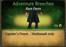 Adventure Breeches