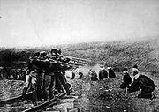 220px-Austrians executing Serbs 1917-1-