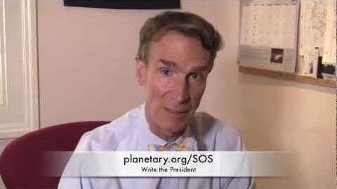 Bill Nye Needs You to Help Save Planetary Exploration