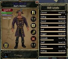 Capt. skull x