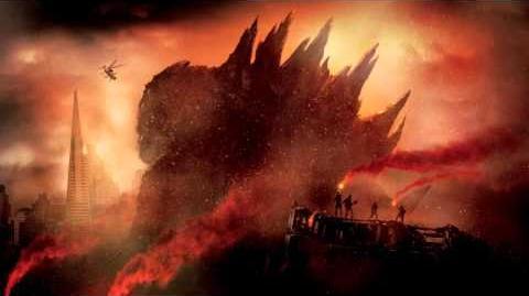 GODZILLA 2014 OST - Official Theme - Soundtrack HD
