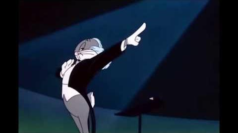 Bugs bunny AHHHH opera - big enough