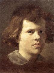 Bernini Gian Lorenzo-Portrait of a Young Boy