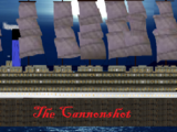 The RMS Cannonshot Cruise Liner