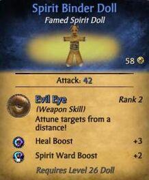 SpiritBinderDoll
