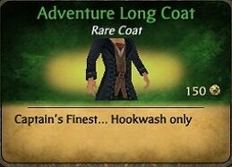 Adventure Long Coat