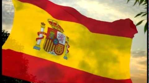 National Flag and Anthem of Spain