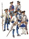 Frenc Soldiers