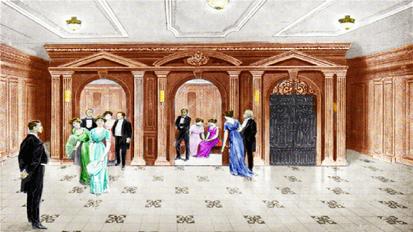 Elivator room