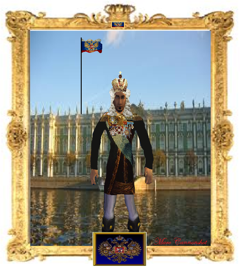 Tsar of Russia