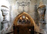 Ossuary Entrance