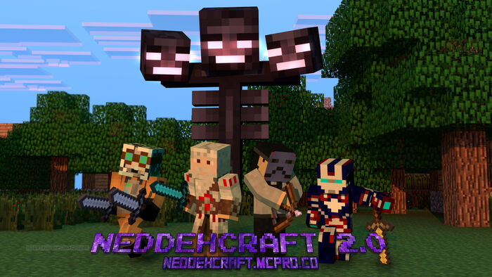 NeddehCraft Wallpaper 3