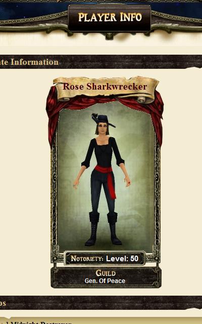 RoseSharkwrecker Profile