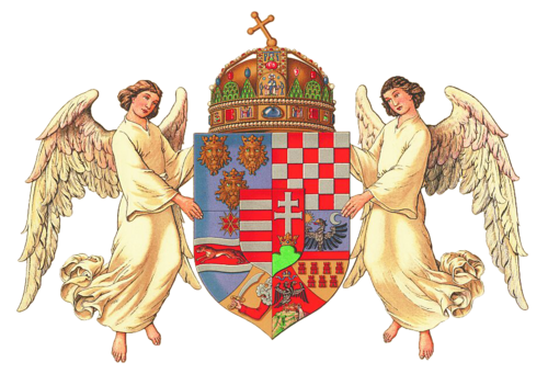 Coat of arms of the Kingdom of Hungary