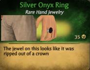 Silveronyx