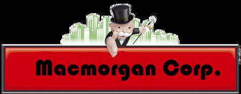 Macmorgan Corp Logo