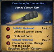 Dreadnought Cannon Ram