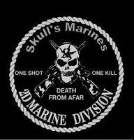 Marines firing squad