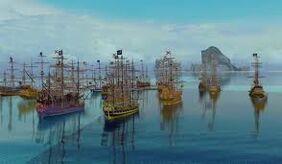 More ships